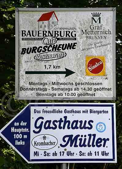 099-Einkehrhinweis in Vinsebeck