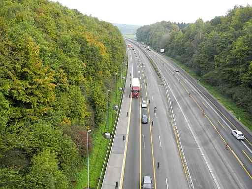 H-Weg über der A1