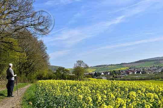 051-Langenholzhausen A1 Kirchberg