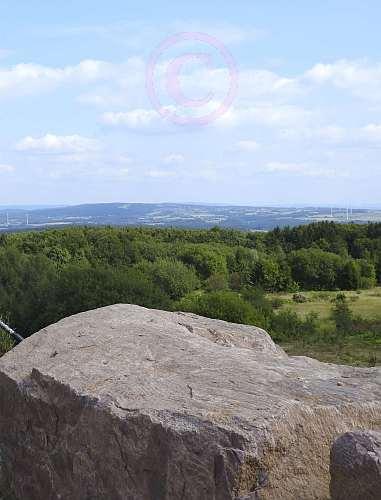 A6 Blick in die Ferne vom Steinberg