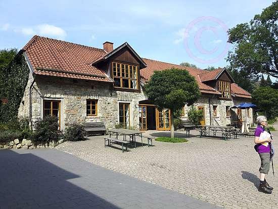 A6 Forellenhof Kaffee + FeWo.