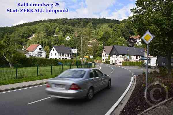 0129-Zerkall-Kallrundweg 25 Start: Zerkall Infocenter